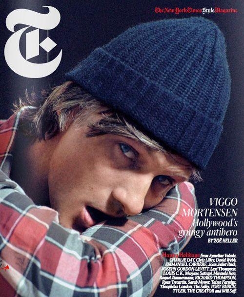 // viggo mortensen: Models, Viggo Mortensen, Grungi Antihero, Features Grungi, Cass Birds, New York Time, Styles Magazines, Time Styles, Magazines Covers