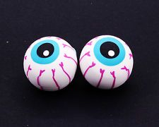 NEW Wacky Eyeball Rubbers Terror Eye Eraser Toys and Gifts Free Shipping