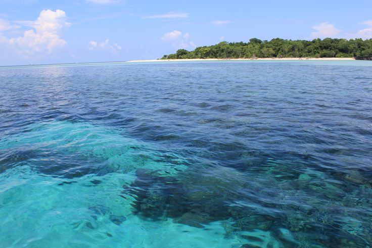 Sangalaki island - Derawan, Kalimantan, Indonesia