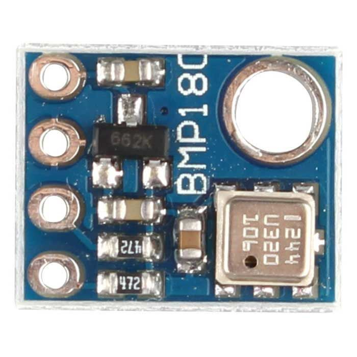 Suitable for Arduino Raspberry Pi DIY. Find the cool gadgets at a incredibly low price with worldwide free shipping here. GY-68 BMP180 Replace BMP085 Digital Barometric Pressure Sensor Module , Sensors, . Tags: #Electrical #Tools #Arduino #SCM #Supplies #Sensors