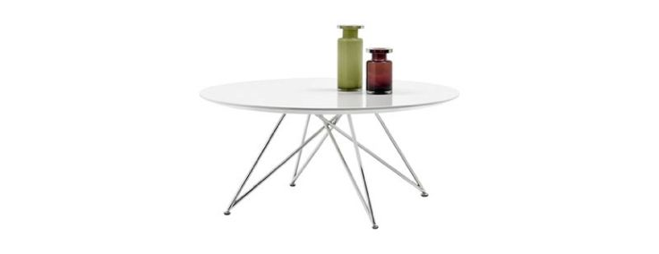 BoConcept Occa coffee table K40½xØ90cm