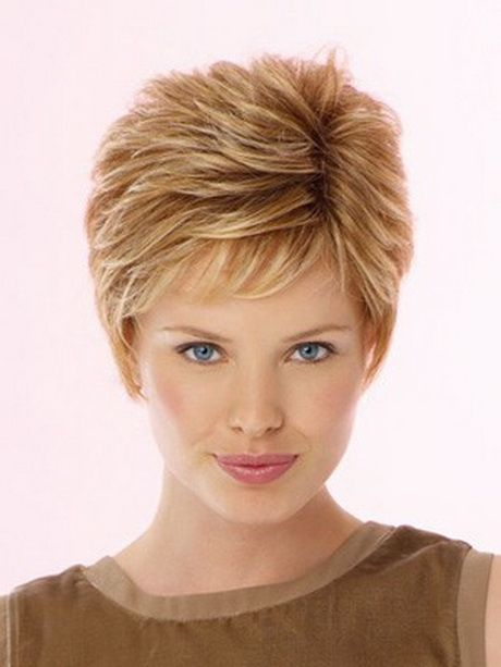 Short Textured Hairstyles Women | Short Textured Hairstyle Synthetic Lace Front Wig. View large image gt ...