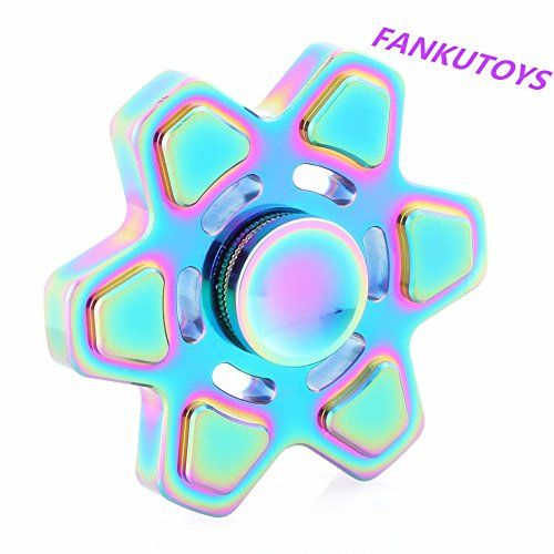 FANKUTOYS Hexagonal Bright Color Hand Fidget Spinner Reli... https://www.amazon.com/dp/B0716XRSK2/ref=cm_sw_r_pi_dp_x_aqVizbY9FSWZ9