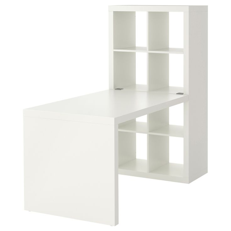 EXPEDIT Tafelcombinatie - wit - IKEA