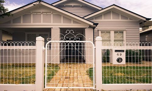 My dream fence
