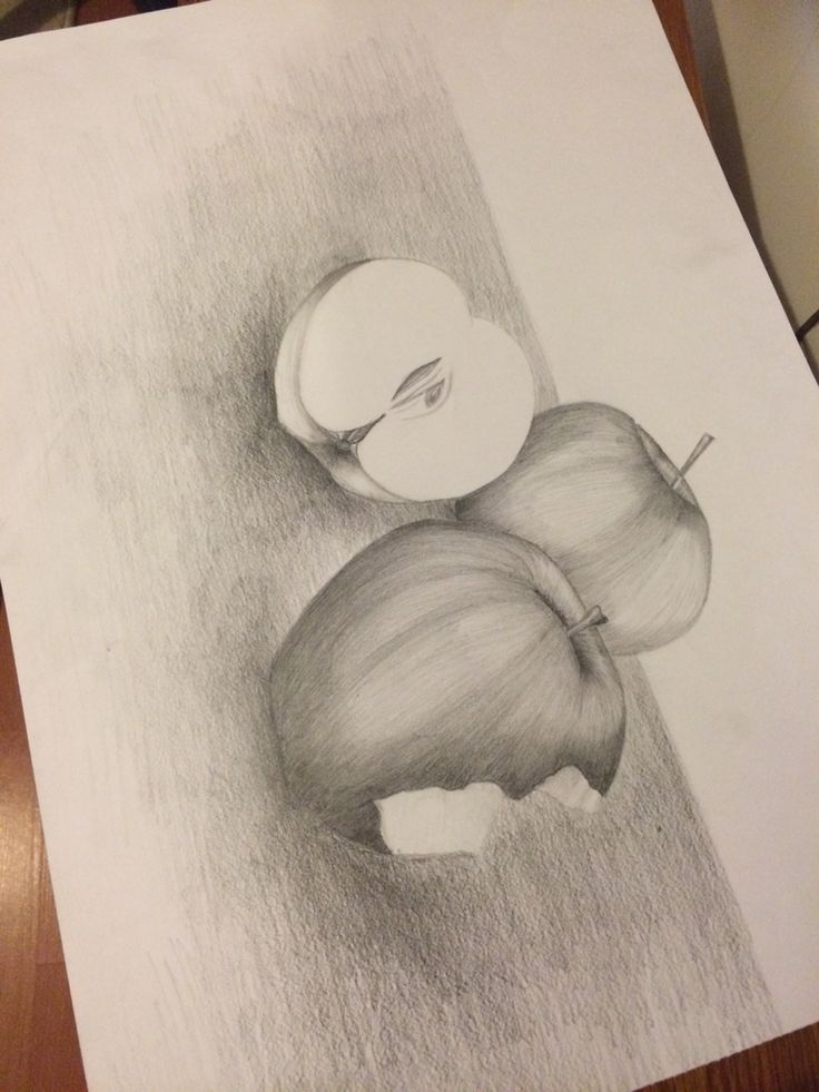 Drawing Apple