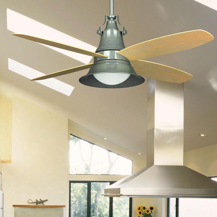 Indoor Outdoor Caboose Ceiling Fan Brand Spankin New