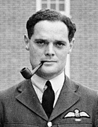 Group Captain Sir Douglas Bader. He lost both legs and became a WWII fighter ace. He was an obnoxious person.