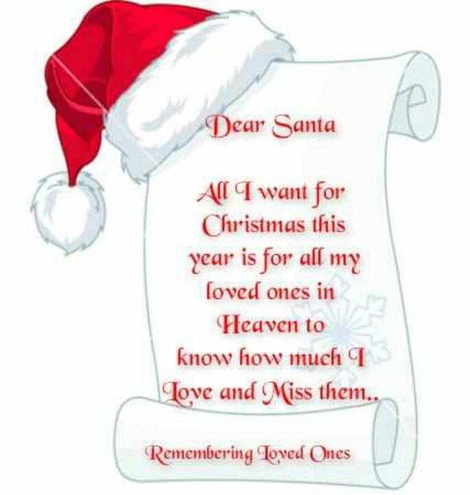 Merry Christmas In Heaven Missing You In Heaven ...
