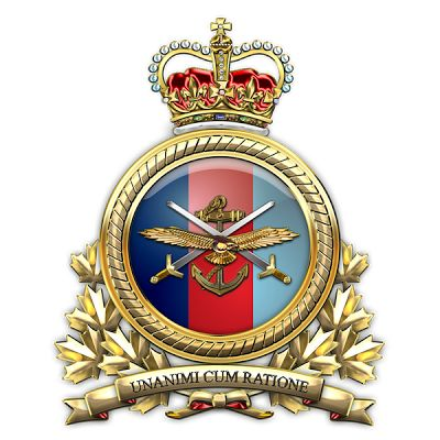 Canadian Joint Operations Command (CJOC) badge by Military Insignia 3D (C.7 Design Studio)