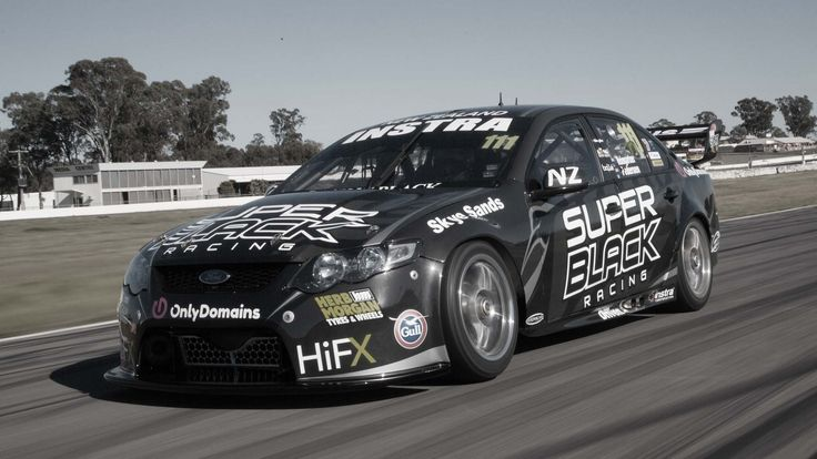 #Super #Black Racing