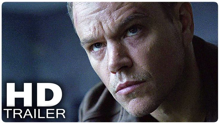 JASON BOURNE 5 Trailer | Matt Damon Movies 2016