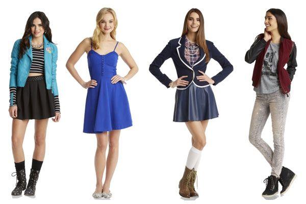 Aeropostale's Pretty Little Liars Clothing Line - Pretty Little Liars Clothes