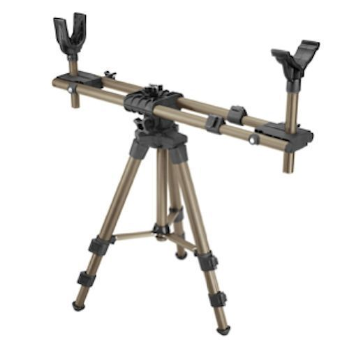Deadshot Shooting Bench Rest Fieldpod Adjustable Rifle Target Practice Hunting #Caldwell