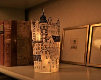 10 lanterne di matrimonio Parigi Parigi tabella numero