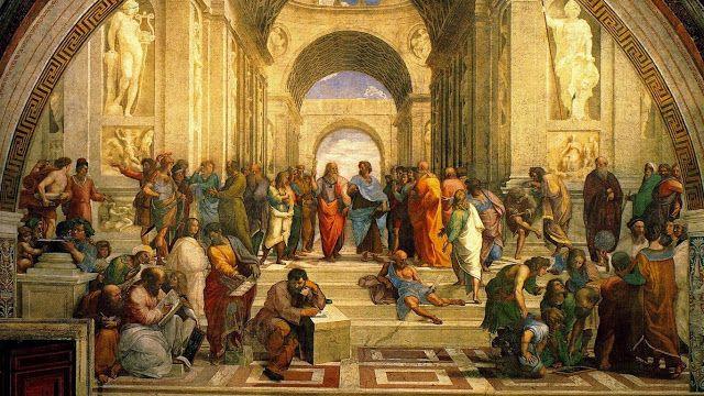 Desde el trópico de Cáncer: [Pensamiento] La nueva querella entre los antiguos...