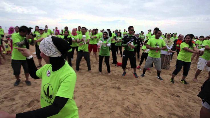 Gangnam Shake Herbalife Indonesia 2012