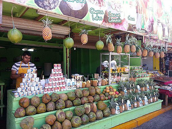 Shopping at La Bufadora - Ensenada, Baja California, Mexico