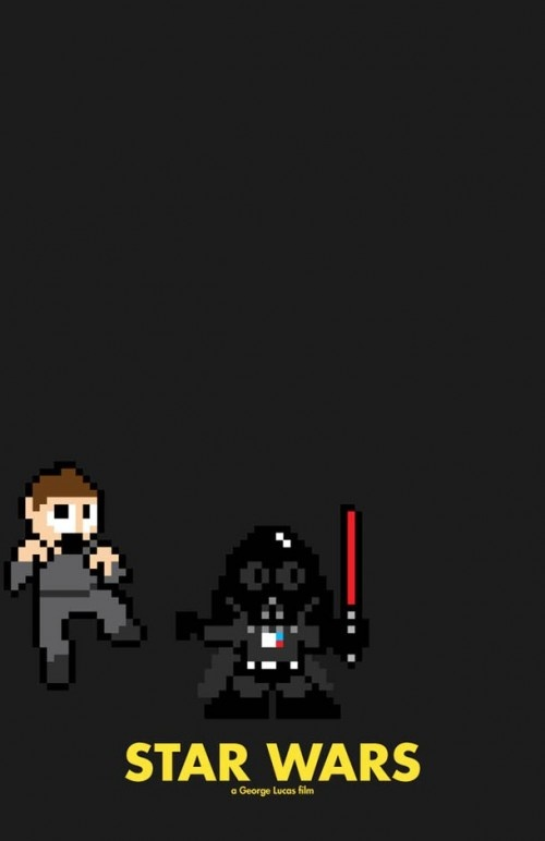 Star Wars 8 bit