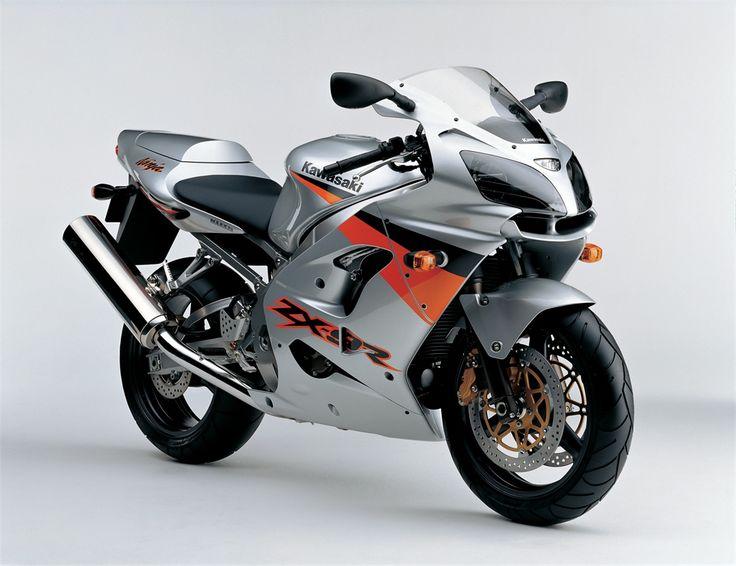 Kawasaki Ninja ZX-9R (2002)