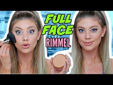 FULL FACE TESTING OUT RIMMEL MAKEUP! http://makeup-project.ru/2017/09/01/full-face-testing-out-rimmel-makeup/