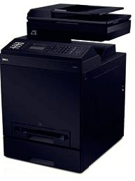 Dell 2155cn Color Laser Printer Driver