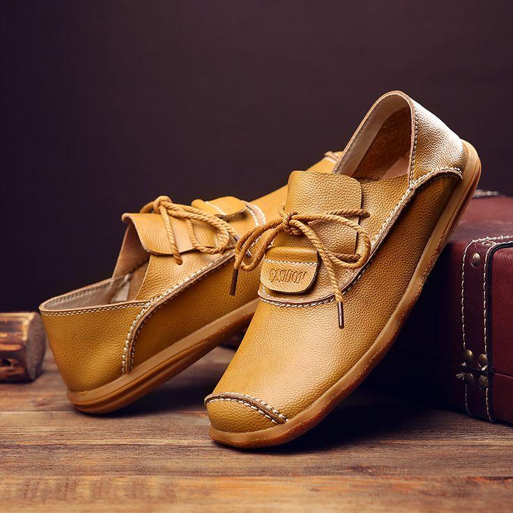 VMUKSAN мужские Кожаные Ботинки Дышащая Весна Повседневная Обувь Черный Мода мужская Обувь купить на AliExpress