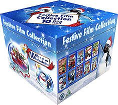 #Festive boxset 2012 - #chill out #scooby doo / a christmas story / fred claus / ,  View more on the LINK: http://www.zeppy.io/product/gb/2/361821268546/