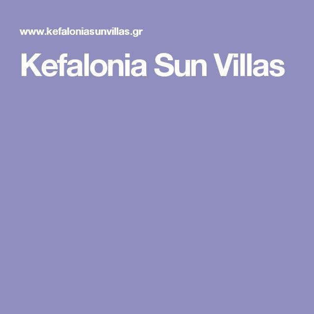 Kefalonia Sun Villas