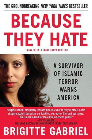 Because They Hate: A Survivor of Islamic Terror Warns America EVERY PERSON IN THE USA SHOULD READ THIS BOOK.....IF THIS DON'T WAKE YOU UP...YOU HAVE A PROBLEM...
