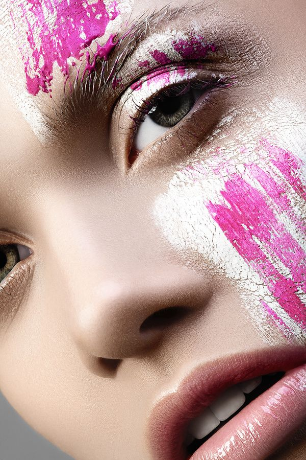Dust of beauty by Cristian Girotto, via Behance