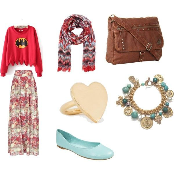Beautiful Hijab! #2 by haemi on Polyvore