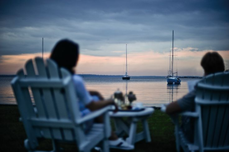 Retreat to romance at Inn at Perry Cabin by Belmond in St Michaels, Maryland.