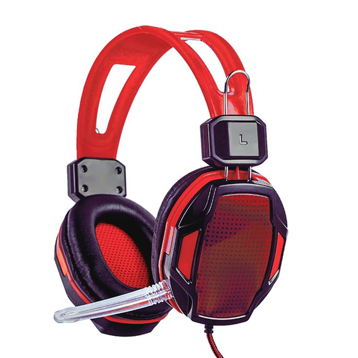 3.5mm Gaming Headphone USB LED Light Stereo Surround Game Headset With Microphone Noise Cancelling For PC Computer Gamer Lover