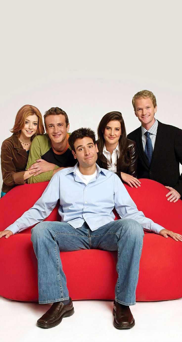 How I meet your mother;) Amazing and cool serial