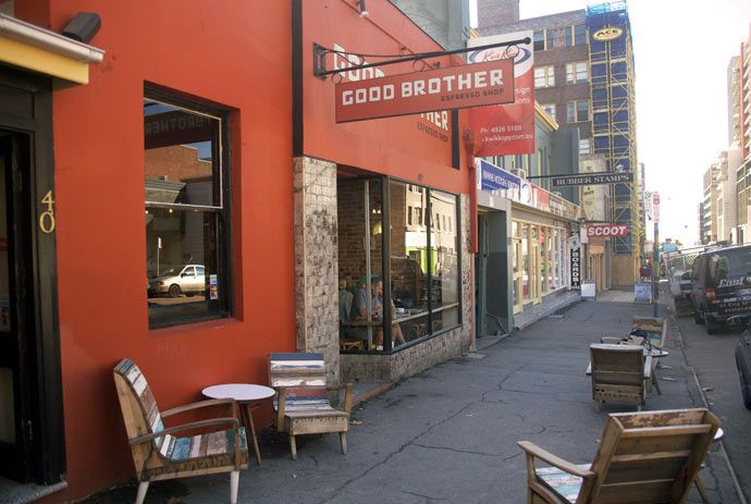 Good Brother Cafe, Newcastle NSW, Australia #cafe #coffee #travel