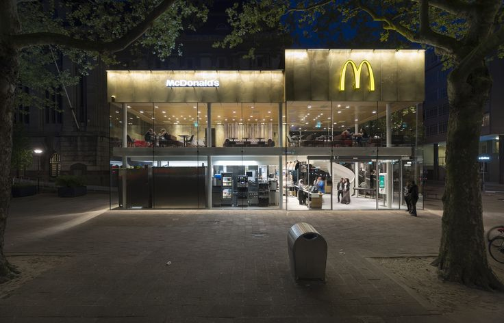 Mei architects and planners - Mc Donald's Coolsingel (Photo Jeroen Musch)
