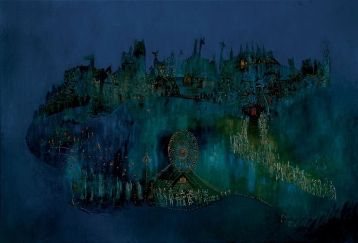 Alice Rahon | Select Work