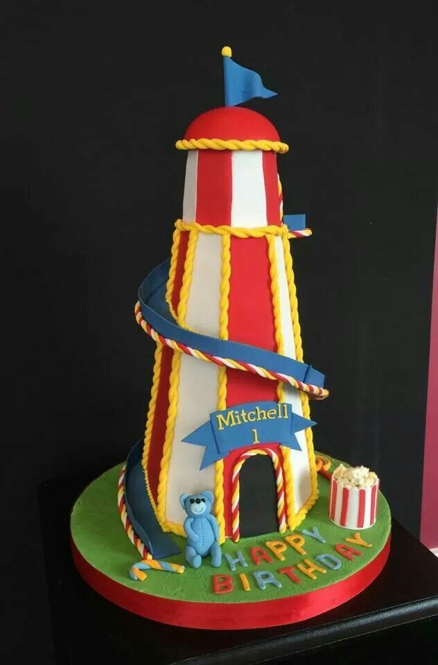 The slide on this helter skelter was a wee bit of a challenge , but was pleased with the end result.
