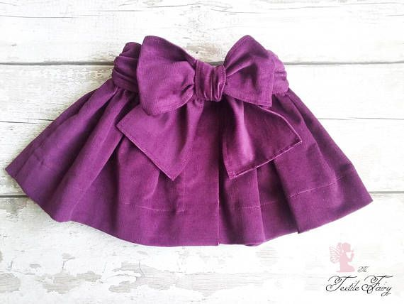 Childrens clothes, Baby clothes, Girls skirt, Purple skirt, Kids clothes, Girls clothes, Vintage style childrenswear, Handmade kids, Purple clothes, Vintage kids