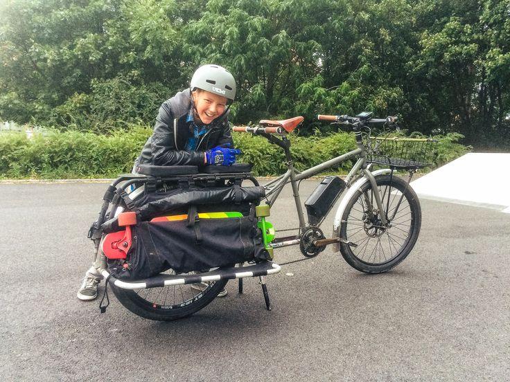 Jeg liker sykkelen fordi den er effektiv. Men det som virkelig får meg til å elske den, er at den av og til hjelper meg å somle.