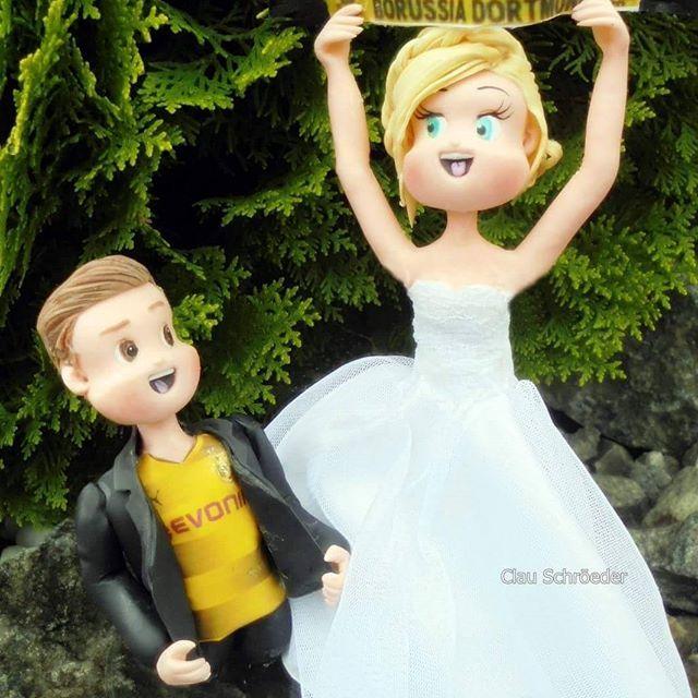 https://www.facebook.com/hochzeitstortenfiguren #bvb #borussiadortmund #dortmund #bvbforever #fußball  #heiraten  #weddinggown #weddingdress #noivinhos #tortenfiguren #hochzeit #hochzeitstorten #hochzeitstortenfiguren #wedding  #weddingscake #brautpaar #brautpaarefiguren #unikat #hochzeitsidee  #caketopper #bride  #novios #hochzeitsfotograf #hochzeitskleid #hochzeitsfotos #weddingday #weddingplanner #hochzeitsplaner #porcelanafria  #biscuit