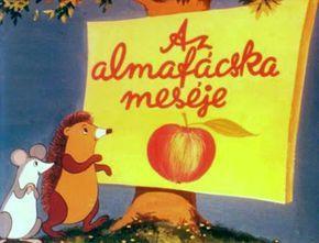 Az almafácska meséje