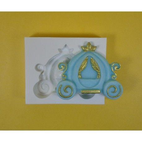 forma de silicone para cake designer cinderela, cavalo, princesa, coroa, realeza, castelo, decoração de bolo ,docinhos e cupcakes em pasta americana.