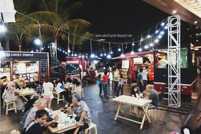 PANDA JAJAN: [Event] Serunya Bazaar Food Mall Lippo Kemang