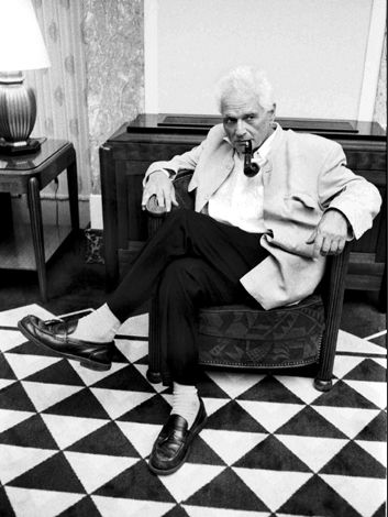 Jacque Derrida is best known for developing a form of semiotic analysis known as deconstruction, which he discussed in numerous texts. He is one of the major figures associated with post-structuralism and postmodern philosophy.