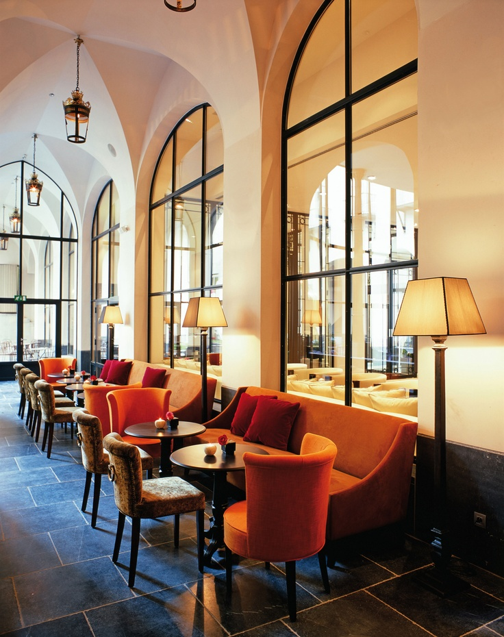 The Dominican Hotel Brussels Grand Lounge 32