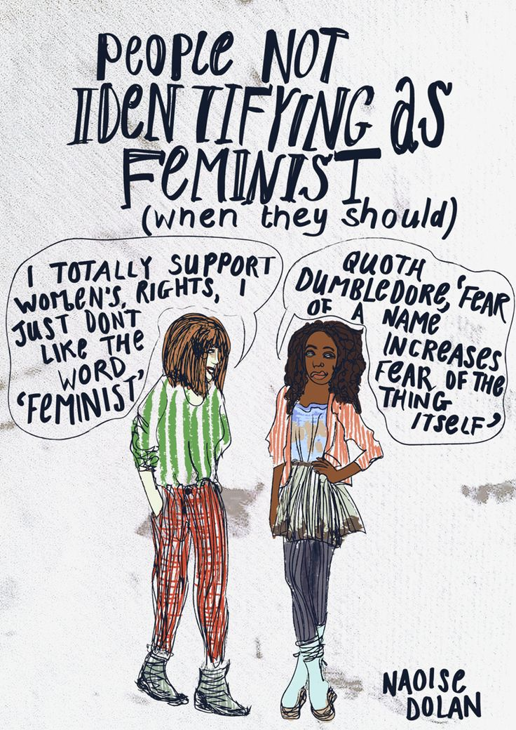 13 Awkward Moments For Feminists The struggle is real. By Naoise Dolan.