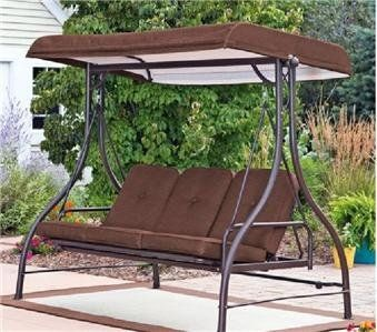 Find This Pin And More On Patio Swings With Canopy By Vexashop.