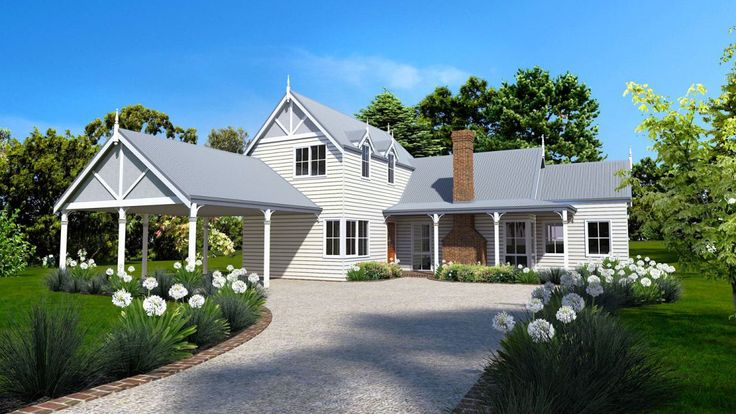 Woombah cottage beautiful storybook home what inspires for Storybook designer homes